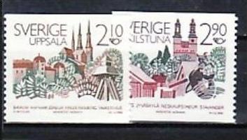 Schweden Nr.  1395-6      **  ( d9258 ) siehe scan