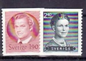 Schweden Nr.  1276-77    **  ( d9211 ) siehe scan