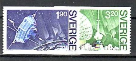 Schweden Nr.  1305-6   **  ( d9213 ) siehe scan