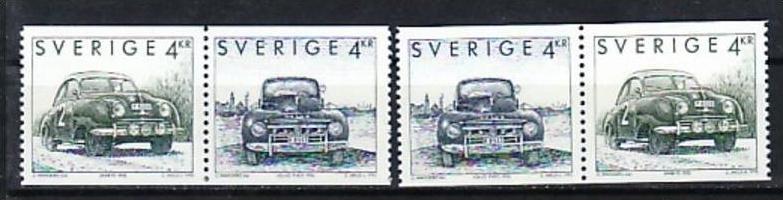 Schweden Nr.  2x 1746-7   **  ( d9262  ) siehe scan