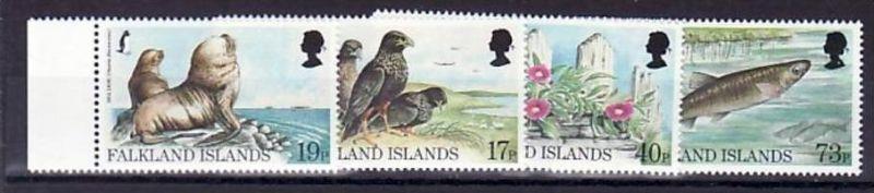 Falkland Nr. 701-4      **  (d9438  ) siehe scan