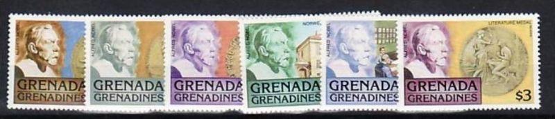 Grenada  Nr.240-4    ** (d 9581  ) siehe scan !