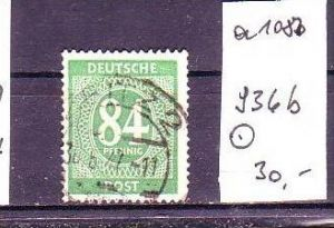 Zonen   Nr.    936 b  -o     (a1086  ) siehe scan