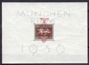 D.-Reich  Nr. Block 10   **/MNH   (p2716 ) siehe scan