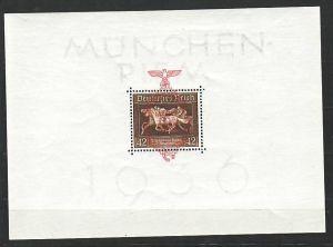 D.-Reich  Nr. Block 10   **/MNH   (p2714 ) siehe scan