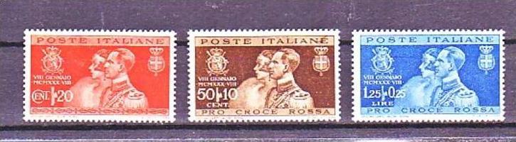 Italien  Nr. 325-7  ** ( a1252  ) siehe scan