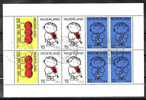 NL. Block  8     o     ( dc 9726 ) siehe scan
