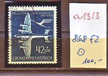 D.-Reich Nr. 868 f2    o  (a1313 ) siehe scan