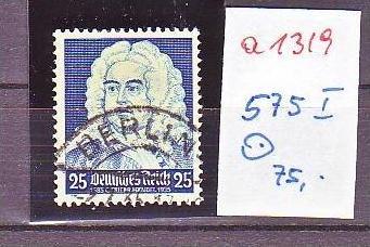 D.-Reich Nr. 575 I  o  (a1319 ) siehe scan