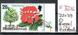 Montserrat   Nr. D21   DD    ( e5276 )  siehe scan