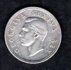 Südafrika  5 Schill. 1948    /Ag    (x835 ) siehe scan