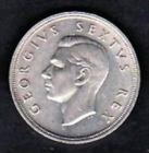 Südafrika  5 Schill. 1948    /Ag    (x836 ) siehe scan