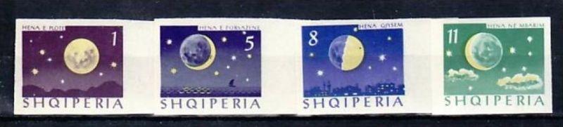 Albanien Nr. 844-7  **  ( a2430 ) siehe Bild