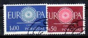 Portugal Nr.  888-9     o    ( a2609 ) siehe Bild