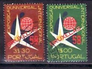 Portugal Nr.  862-3      o    ( a2610 ) siehe Bild