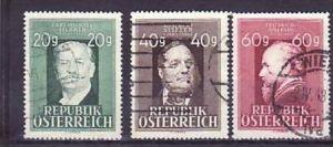 Österreich Nr. 855-7   o-used   ( a2873  ) siehe Bild