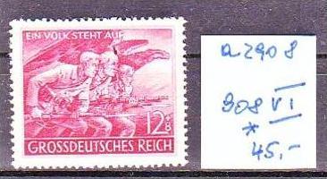 D.Reich  Nr. 908  VI  *  (a2908 ) siehe scan