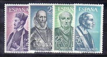 Spanien Nr. 1593-6   **  (a 3047 )  siehe scan