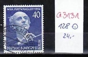 Berlin  Nr. 128  o  (a 3131  )  siehe scan