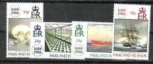 Schiffe - Falkland I.    **  ( e 5491 ) siehe scan