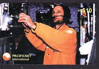 Telefonkarte  . Pacificnet     ( ba3477 ) siehe scan