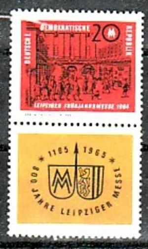 DDR   Nr.  szd  46    **  (e5592 ) siehe scan