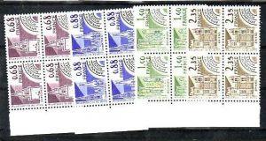 Frankreich   Nr.4x 2163-66  **   ( e5576 ) siehe scan