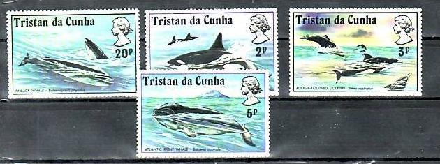 Fische-Waale  New  Tristan  202-5  **   ( e5653 ) siehe scan