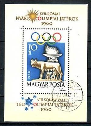 Ungarn   Block  30  o  ( zz399 ) siehe scan