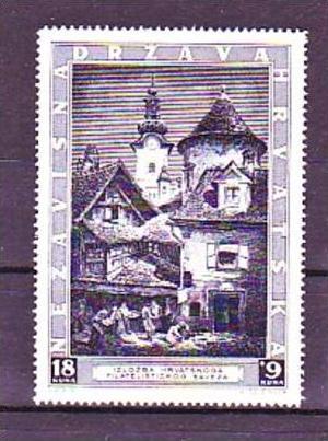 Kroatien Nr. 115   **   (a4024 ) siehe scan