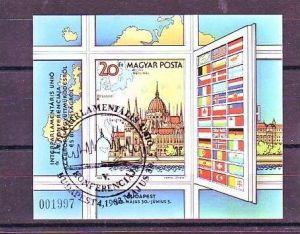 Ungarn Block  169 B   Sonderstempel  (ba3957 ) siehe scan