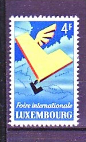 Luxemburg Nr. 524   **   ( a4337 ) siehe scan