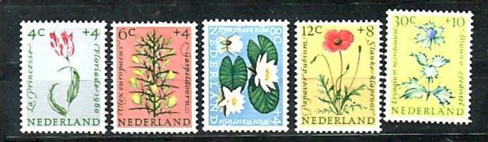 NL.- Nr.  746-50    **   ( e5992 ) siehe scan