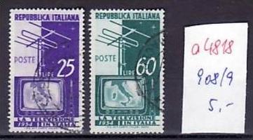 Italien  Nr.  908-9   o     ( a4818  ) siehe scan