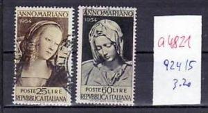 Italien  Nr.  924-5  o     ( a4821  ) siehe scan