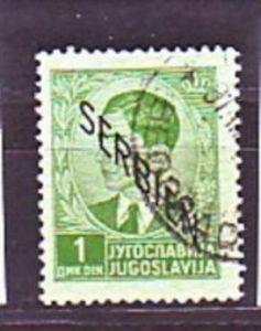 Serbien   Nr.  3   o-used    ( a5244   ) siehe scan