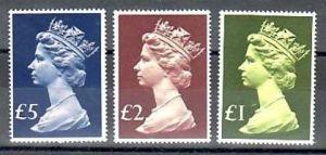 UK -Nr. 732-4     **    (e6086  )siehe scan