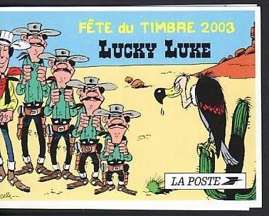 Frankreich Heft   Lucky Luke     **   ( ba 4326   ) siehe scan