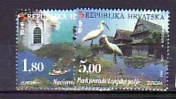 Kroatien  Nr. Cept     **(e6129 ) siehe scan