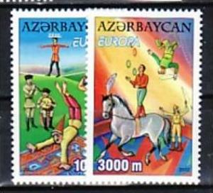 CEPT- Asserbeidschan 2002   **   ( e6362 ) siehe scan