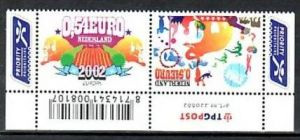 CEPT- NL  2002   **   ( e6365 ) siehe scan