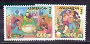 Cept - Asserbeidschan  1998 ** (e6262  ) siehe scan