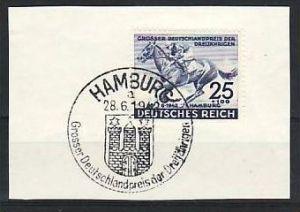 D.-Reich Nr.  814   Sonder /Werbestempel    ( a6490 ) siehe scan