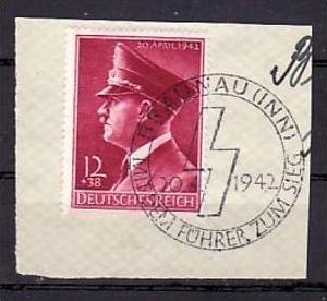 D.-Reich Nr. 813    Sonder /Werbestempel    ( a6488 ) siehe scan
