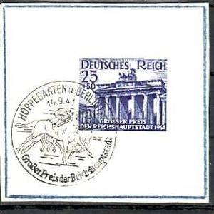 D.-Reich Nr.  803   Sonder /Werbestempel    ( a6494 ) siehe scan