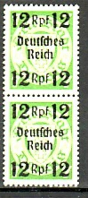 D.-Reich Nr. 2x 721    **  ( a7274 ) siehe scan