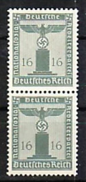 D.-Reich Nr. 2x  D151     **  ( a7278 ) siehe scan