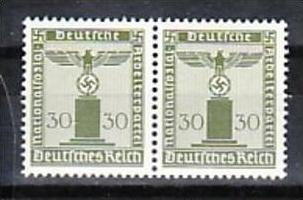 D.-Reich Nr. 2x  D164   **  ( a7608 ) siehe scan