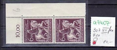 D.-Reich Nr.   907  VII **   (a7407 ) siehe scan
