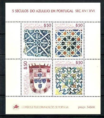 Portugal   Block  53    **  (zz1046 ) siehe scan